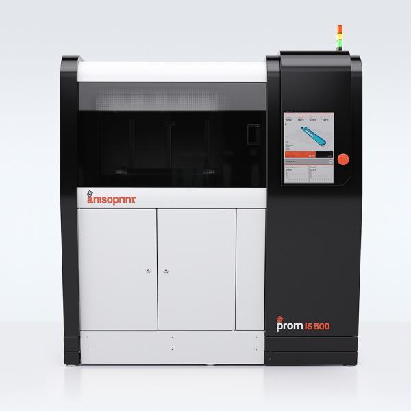 Anisoprint PROM IS 500 - Industrieller 3D-Drucker mit CONTINUOUS FIBER Technology
